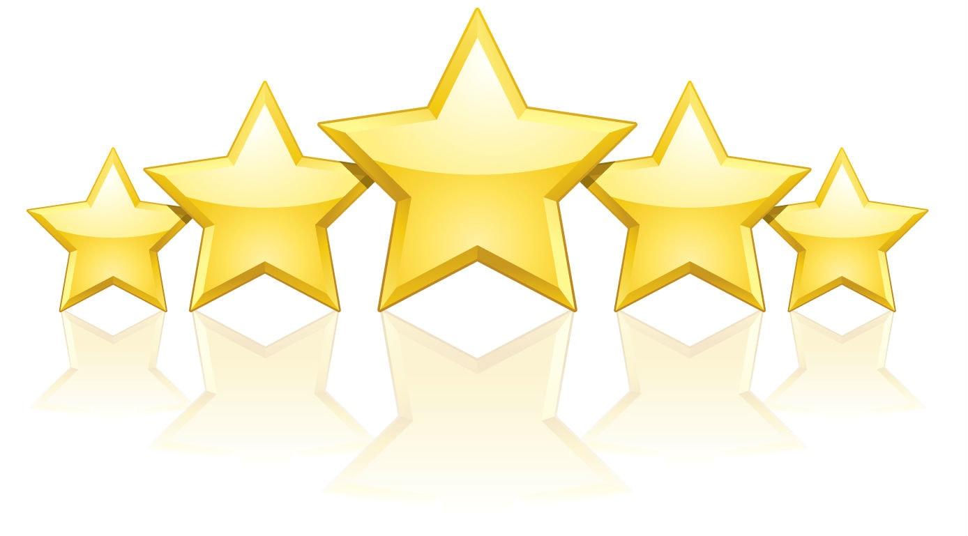 Reaching 100 Five-Star Customer Reviews Online   Certified ...