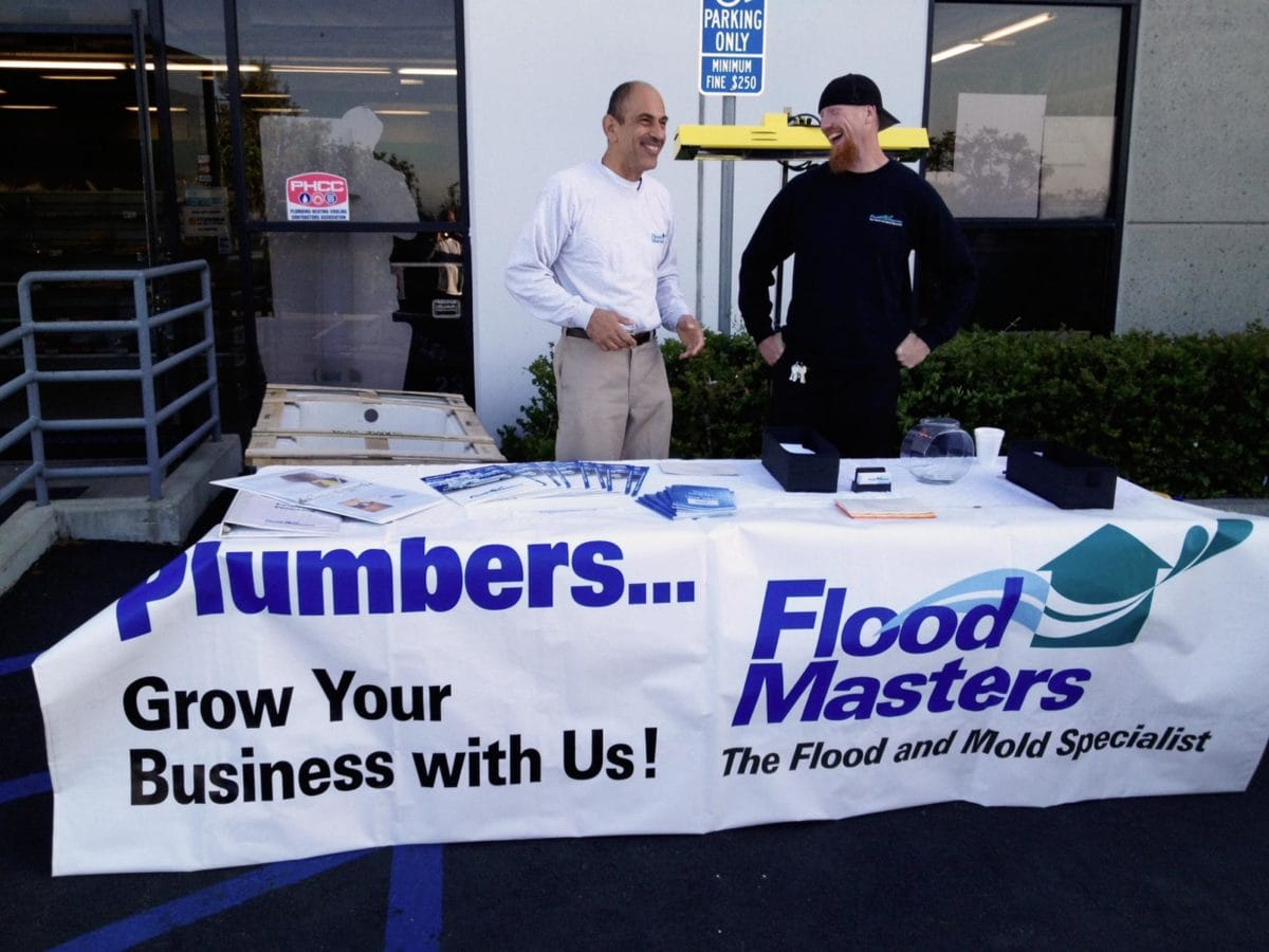 water damage san diego