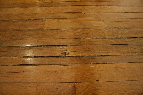 Hardwood Floor Water Damage Certified Restoration