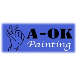 Logo for A-OK Painting