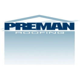 Logo for Preman Roofing