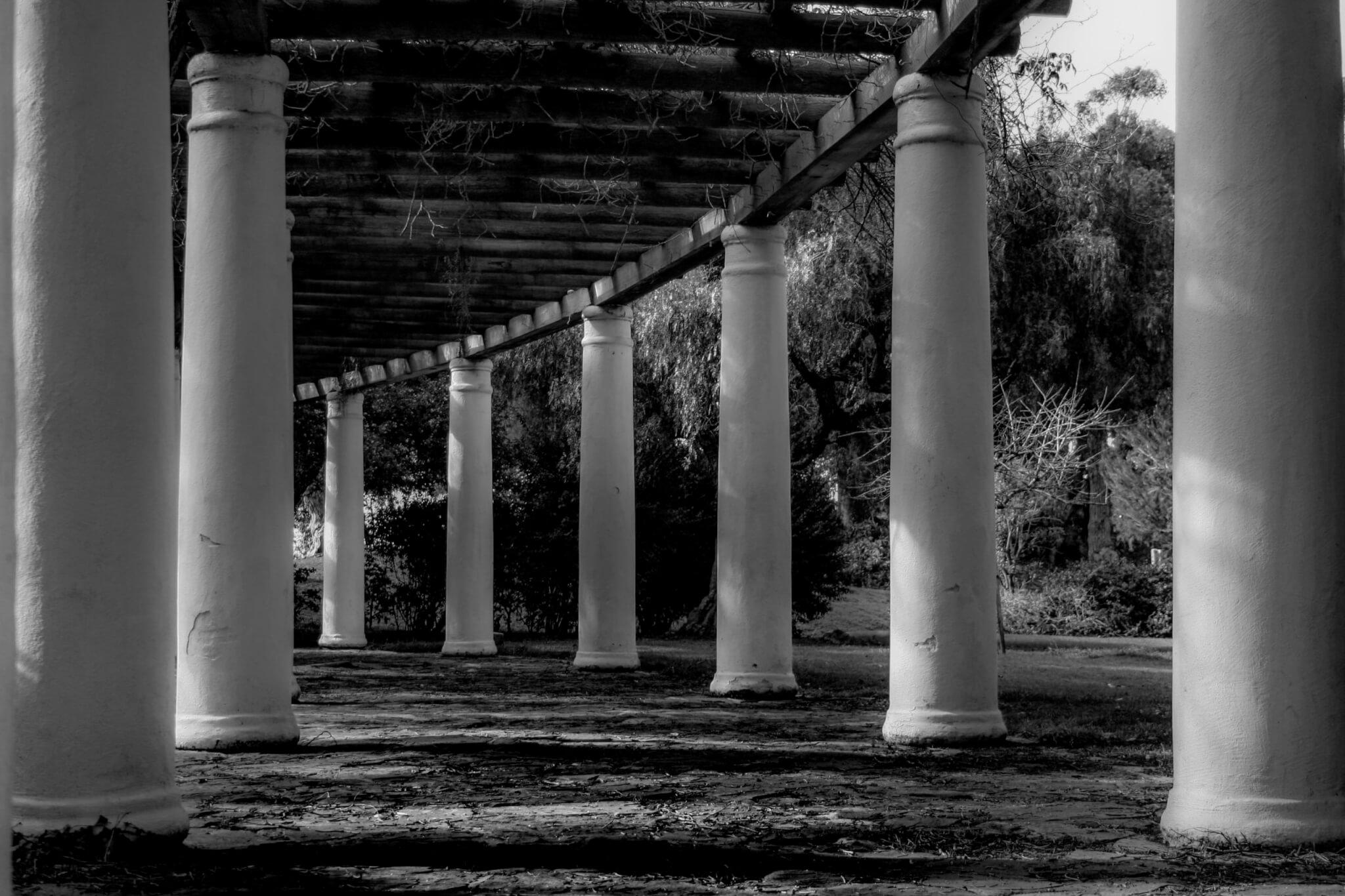 Presidio Park in Mission Hills, CA